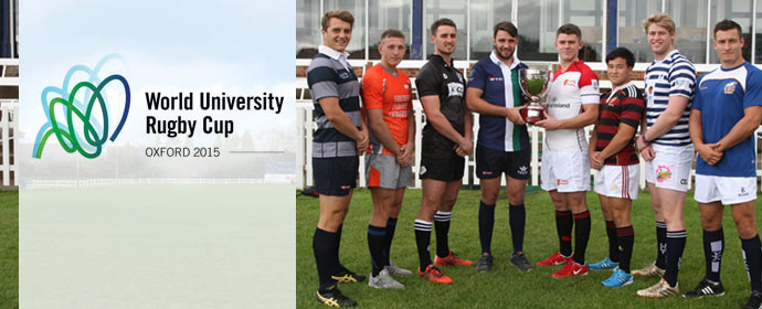 Ikeys lift the World University Rugby Cup