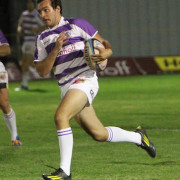Varsity STEINHOFF KOSHUIS 2015. Monday 23 February 2015.PURPLE COBRAS UCT vs TIGERS CUT.UCT Rugby Stadium, Cape Town, Western CapePhoto by: SASPA  Justin Rowe-Roberts (Cobras-21)