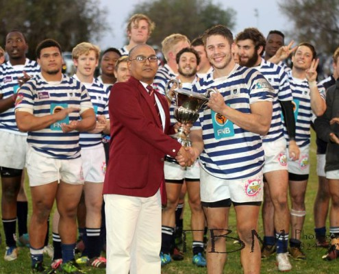 Ikey Tigers vs Tygerberg 2017