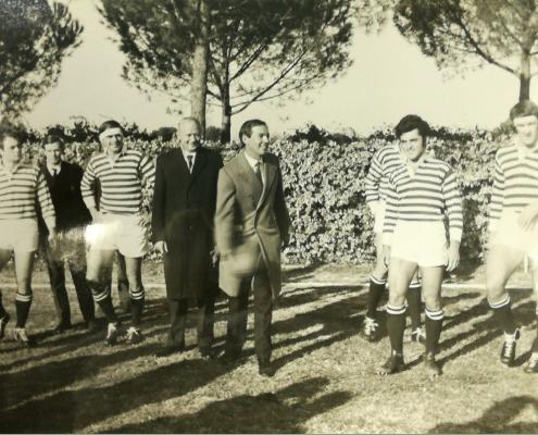 1968 Touring Squad