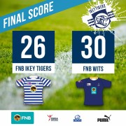 UCT v Wits Final score 2018