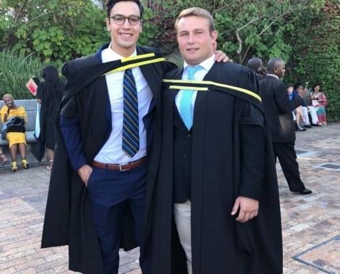 Ikey Graduate 2