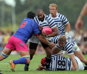 2012 Varsity Cup: FNB UCT v FNB Shimlas